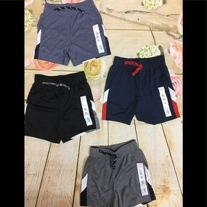 Jumping Beans boys shorts sz 24m bundle NWT